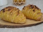 Patatas Hasselback Reto #asaltablogs