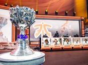 Fnatic eliminado Worlds 2019 cuartos final