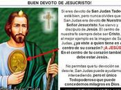 devoto Judas Tadeo debe antes todo buen Jesucristo