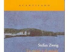 mujer paisaje', Stefan Zweig