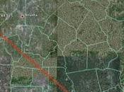 Cámara NASA captura meteorito sobre Macon, Georgia (EE.UU.)