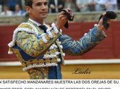 CORDOBA ABONO: MANZANARES SALIO PUERTA GRANDE CALIFAS