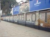 Mural perú homenaje juan pablo visita