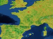 Mapas fuentes difusas contaminación atmosférica