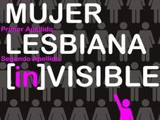 Reclaman visiblidad mujeres lesbianas bisexuales transexuales