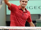 Roland Garros: Federer cuartos; Zvonareva afuera