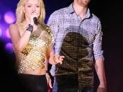 Shakira celebra victoria Barcelona