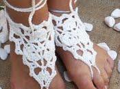 Vestimos pies novia playera