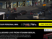 cartelera Minicooper, Berlín, Ahora!