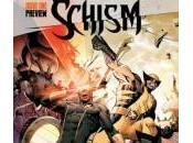 Primer vistazo X-Men: Schism
