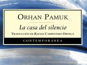casa silencio Orhan Pamuk