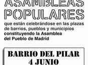 Asamblea popular Barrio Pilar