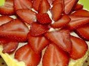 Tarta Tiramisú Fresas