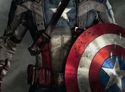 """Carteles unitarios Capitán América"""""""