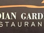 Restaurante Indian Garden, Valencia (España)