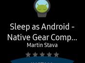 Cómo usar Sleep como Android Galaxy Reloj