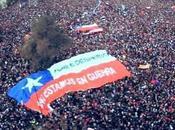 batalla Chile. estallido social