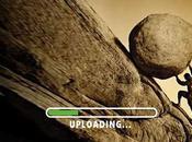 subir archivos Nube lento descargarlos.