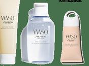 Waso Shiseido. Ingredientes novedades.