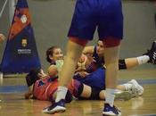 Galería emociones Barça CBS-Lima Horta Bàsquet (Liga Femenina