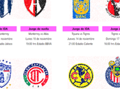 Calendario final femenil apertura 2019