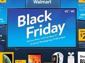 Folleto ofertas Black Friday 2019 Walmart valen pena)