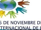 Internacional Tolerancia, noviembre 2019
