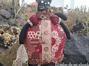 DISEÑOS TWINKLE PATCHWORK: Sujeta puertas muñeca calabaza.