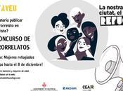 Concurso microrrelatos: mujeres refugiadas