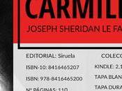 Reseña Carmilla Joseph Sheridan Fanu