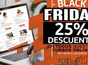 Black Friday securízame sobre cursos online