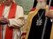 "unión Iglesia Católica inevitable"": Patriarca Ortodoxo Bartolomé."