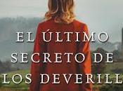 Reseña último secreto Deverill Santa Montefiore