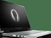Regale tecnología elegante potente Dell Alienware