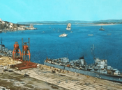 1969:El minador «Marte» Armada Española Puerto Santander