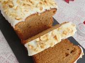 jengibre. Gingerbread loaf cake