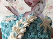Galeria especial tortas originales Frozen