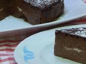 Receta fácil pastel yogurt cacao cremoso Gluten