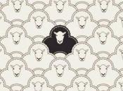 oveja negra mala: solo diferente