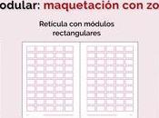 Retícula modular: composiciones zonas sectores