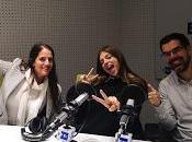 Fila Entrevista Carmen Arrufat, nominada Goya actriz revelación nominaciones Feroz
