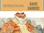 David Garrido: tuviese algo expresar través diseño existiría detonante hace desarrollarlo hasta conclusión»