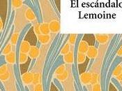"escándalo Lemoine"" Marcel Proust"