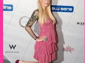 Paris Hilton diseños Mascaró Barcelona'