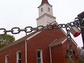 Continúa EEUU sangría iglesias cristianas pierden templos