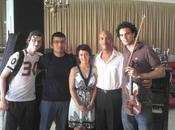 Concierto alumnos departamento cuerdas intercambio estudiantes profesores Universidad Zacatecas