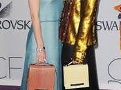 alfombra roja Premios CFDA 2011