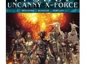 Primer vistazo Fear Itself: Uncanny X-Force