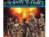 Primer vistazo Fear Itself: Uncanny X-Force