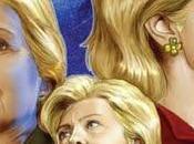 cómic Hillary Clinton llega